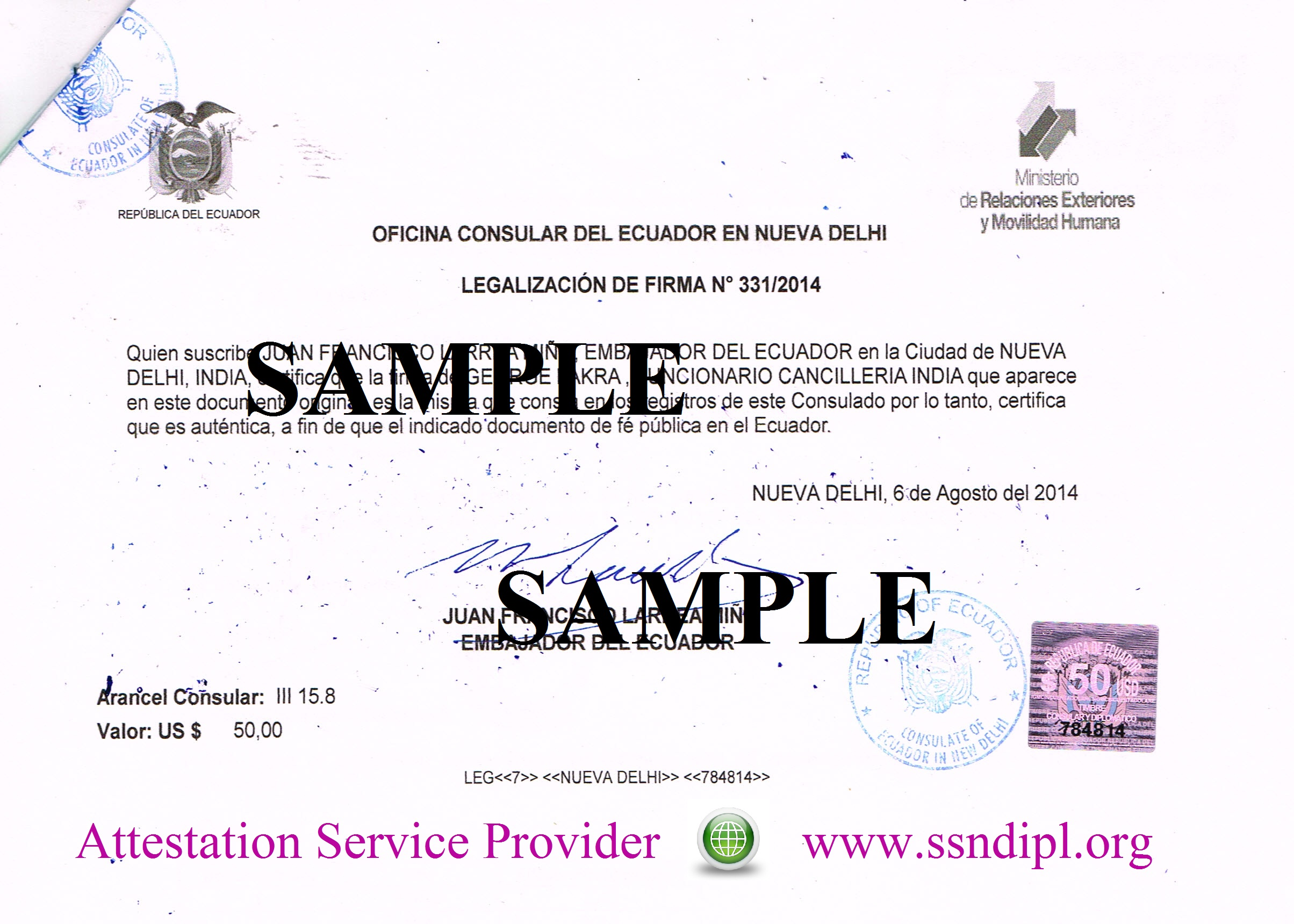Certificate apostille services provider ecuadorian embassy attestation yadclub Image collections